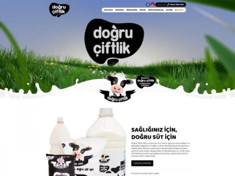 Doğru Çiftlik Süt Ürünleri