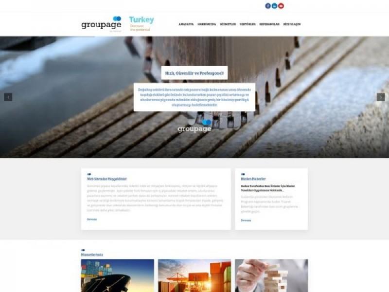 Groupage Dış Ticaret