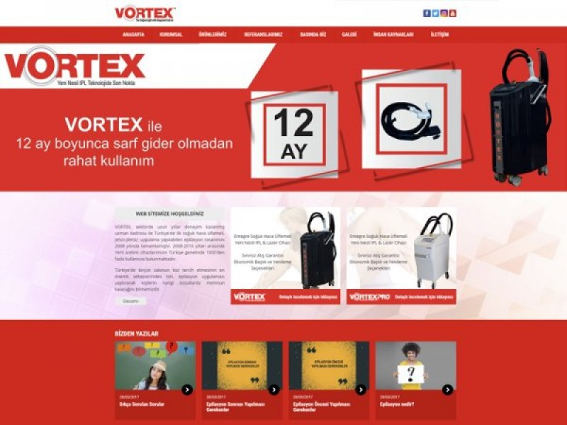 Vortex Lazer