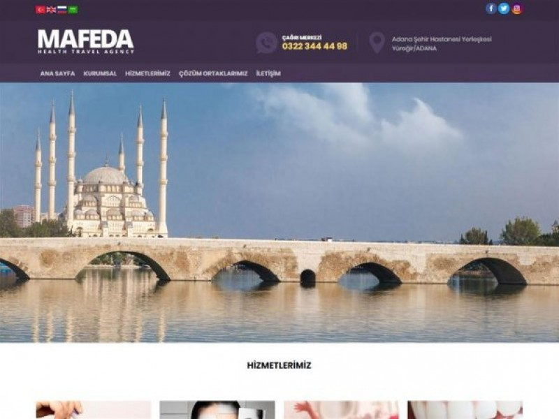 Mafeda Health Travel Agency