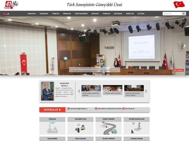 Adana Organize Sanayi Müdürlüğü