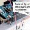 adana robotik kodlama kursu adana arduino kursu