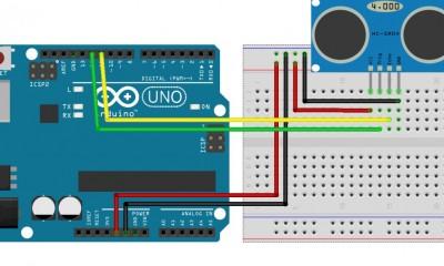Arduino Dersleri 19: HC-SR04 Ultrasonik Mesafe Sensörü Kullanımı