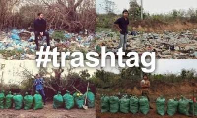 Sosyal Medyada Oluşan Yeni Akım: Trashtag