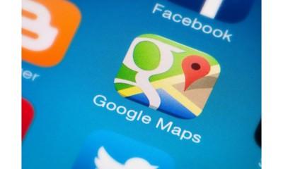 Google Haritalar'a