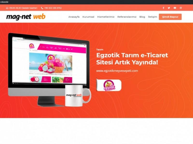 Adana e-Ticaret
