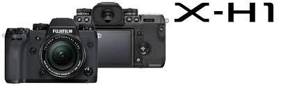 FUJI X-H1 : Kameralı Telefonlara Meydan Okuyor